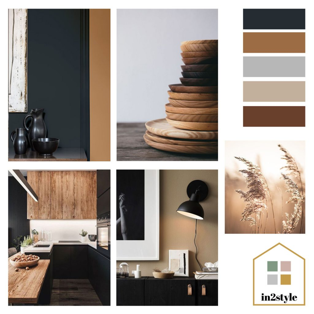 In2style moodboard inspiratie droominterieur