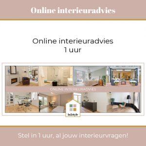 In2style 1 uur online interieuradvies